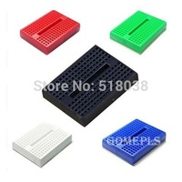 D19 Newest 1pcs Prototype Breadboard 170 Tie-points for Arduino Shield Mini Solderless New Free Shipping