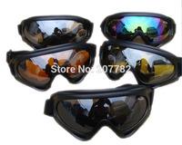 Ski Snowboard ATV Cruiser Motorcycle Motocross Goggles Off-Road Dirt Bike Racing Eyewear Surfing Airsoft Paintball Game glasses