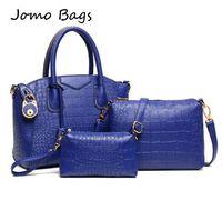 2014 HOT sale Women Handbag rivet PU Leather bags women luxury bag female Vintage Shoulder female leather messenger 3 bags z3227