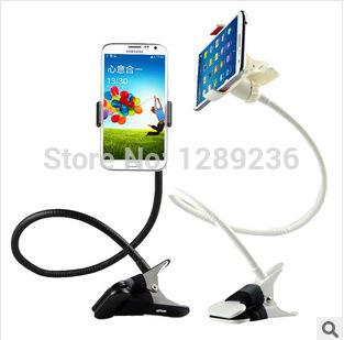 2014 Hot Sale Sale Car Covers Suporte Para Celular Car Phone Holder Mobile Phone Holder Lazy Artifact Intelligent Bed Bracket(China (Mainland))