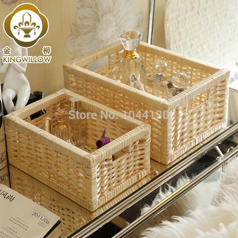 Online kopen wholesale witte rieten mandje uit china witte rieten mandje groothandel - Mandje doek doek ...