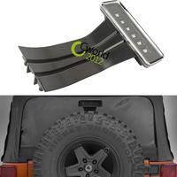 15W 6 LED Rear Tail 3rd Brake Light Aditional Brake Lamp For Jeep Wrangler JK 07~14 Rubicon Sahara Sport Altitude Unlimited
