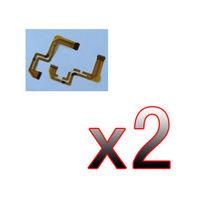 QW 2Pcs New LCD Flex Cable Replacement For SONY SR37E SR47E SR57E SR67E SR87E
