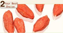 2014 Year Harvest Certified Organic Goji berries Chinese Wolfberry Medlar 500g Free shipping
