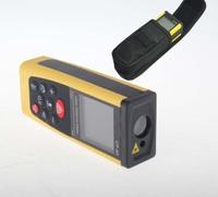 2014 New 0.05M-40M /131ft Handheld Digital Laser Distance Meter Range Finder with Free bag