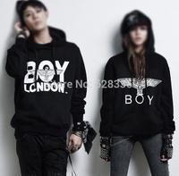 New 2014 winter autumn London BOY sweatshirt Men Women Eagle hip hop casual hoodies brand printed sportswear Tracksuit Suit Coat