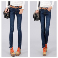 2014 new fashion and casual denim womens jeans skinny pants Clothing