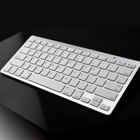 2014 Top Sale Bluetooth Wireless Keyboard for PC Macbook ipad Mini Keyboard For iphone And Windows XP/7/8 Free shipping