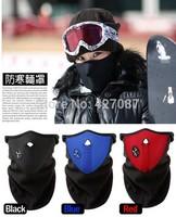 New Thermal Neck warmers Fleece Balaclavas CS Hat Headgear Winter Skiing Ear Windproof Warm Face Mask Motorcycle Bicycle ScarfSh