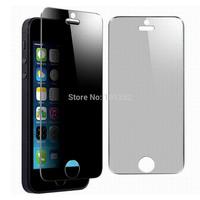 Latest Privacy Anti-spy Tempered Glass Screen Protector Guard Shield Film for iPhone 4 4S,Vidro protetor de tela para phone