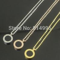 Min order$25(mix order)promise necklace,new arrive,6 color option