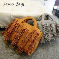 2014 HOT Women Handbag tassel Grind arenaceous bags women luxury bag female Vintage Shoulder female leather messenger bags z3228