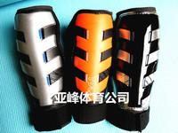 1Pairs 3 Colors Soccer Shin guards Men's Shin Guard Slip Shield Adults Leg Support Protector Shinguard YF19