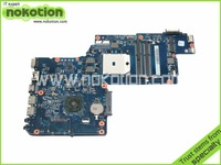 Laptop motherboard For Toshiba Satellite L875D AMD DDR3 H000043850 PLAC CSAC UMA Socket fs1