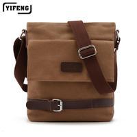 shoulder bag Messenger bag men's casual male Korean version of tide man  retro small canvas bag,free shipping