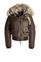 Winter Brand Gobi Women Masterpiece Hooded Down Jacket Real Fur Kodiak Brown Coat Denali Bomber Short Jakke Kvinner Parkas 801