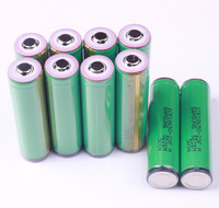 10PCS Original  Protected 18650 ICR18650-22F 2200mah Rechargeable Li-ion  Battery with PCB For Samsung Free Shipping