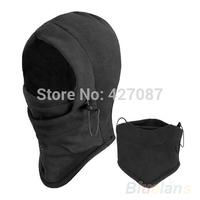 Hot Sale Thermal Fleece Balaclava Hood Police Swat Ski Bike Wind Winter Stopper Face Mask For Skullies & Beanies 05AGFREE SHIP=F