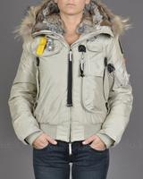 Hot brand new man 100% Down jacket men GOBI 812 Sand short parka male winter outdoor boy puffer coat real fur outerwear parkas