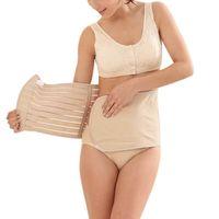 Best Value 84cm Postpartum Recovery Belly Abdomen Waist Belt Invisible Slimming Tummy Belt Wrap Girdle Belt