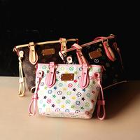 Hot sale famous designer bags 2014 kids handbag fashion princess portable child messenger bag vintage girls handbag shoulder bag