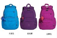 2014 nylon travel light bags women's original kip shoulder bag computer bag backpack schoolbag kip monkey bag kippl and women
