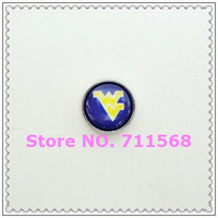 West Virginia Floating Charm SEC Locket Charm For Glass Floating Locket Accessories