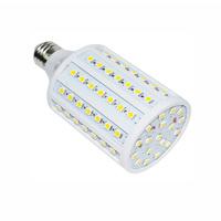 2pcs 102 SMD 5050 E27 20W E27 110V Warm White Corn LED Light Bulb Lamp