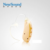 NewSound VIVO206 cheap digital hearing aid in the hearing solutions for hearing impaired wireless portable voice amplifier