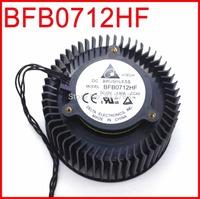 DELTA BFB0712HF 12V 1.8A EVGA GTX660 GTX660TI GTX670 GTX680 Graphics Card Cooling Fan 4Pin 4Wire