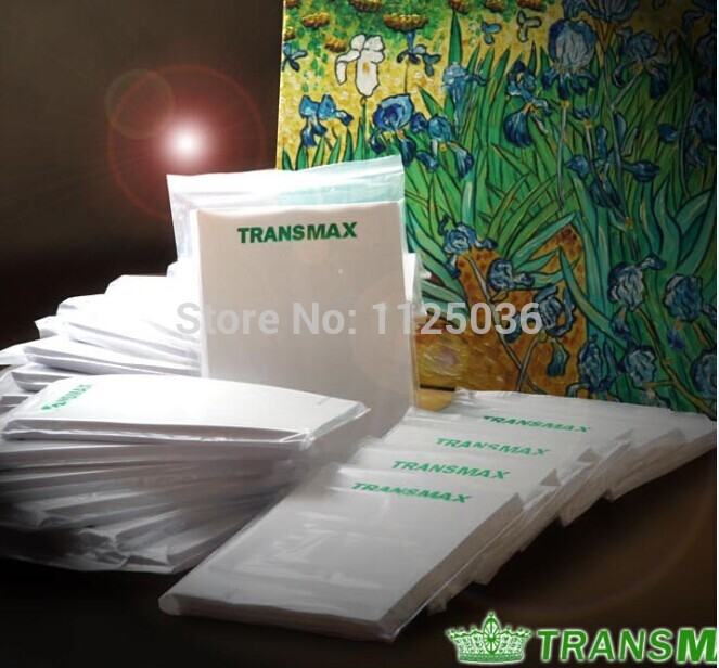 (60 pieces/lot) A4 size light color t-shirt printing transfer paper(China (Mainland))