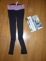 BEST Quality~ 4 Colors Lulu Speed Tight Pants skinny leg lady yoga wear lulu full long pencil pants trousers for women