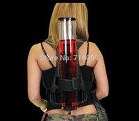 Cool Backpack Drinks Dispenser 1 piece Bottle Beverage Pourer Beer Pump Machine 3ltr / 62*10*10 cm Party Device free shipping