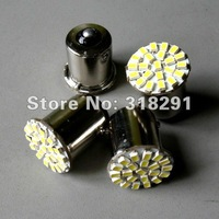 Free shipping LED 1206  22 SMD car   turn brake signal  light 1156 1157  ba15s bulb 200pcs/lot