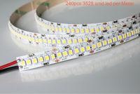 5m a roll/ a piece,  led strip 3528,  240pcs led per meter, 24v, ww(3000-3500k)/pw(4000-4500k)/cw(5500-6000k) avaiable