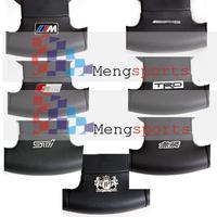 20pcs Steering Wheel Badges Stainless Steel M TRD STI JP Small 3D Emblem Metal
