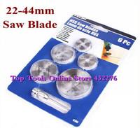 6pc/set HSS Circular Saw blades Set for Wood Aluminum Cutting Disc Dremel Rotary Tools Accessories