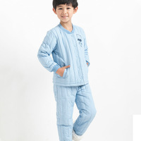 Children's clothing suit child down liner set winter medium-large kids child winter protection thermal