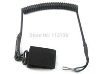 Tactical Military Safety System Outdoor Belt black Gun Rifle Pistol Sling