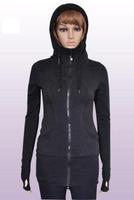 BEST Quality~ 3 Colors~ Lulu Live Simply jacket lady yoga wear casual lulu hoodies outwear top for women