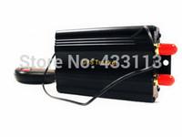 TK103B GPS Tracker+Remote Control GPS/GSM/GPRS GLOBAL Track For Vehicle+free app and GPS monitoring platform via pc