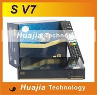 Original SKYBOX V7 Digital Satellite Receiver S V7 S-V7 AV output VFD Support 2xUSB WEB TV USB Wifi 3G Biss Key Youporn CCCAMD