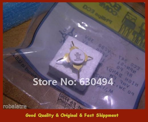 Free Shipping Qty-1 ECG347 RF NPN Transistor HIGH BAND VHF FM NEW(China (Mainland))