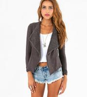 Free shipping women Leather jacket 2014 winter slim leather coat PU motorcycle jacket ladies leather jacket coat