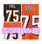 Cheap Stitched Custom Men's American Football Jersey #75 Devon Still Elite Football Jersey/Shirt .Accept Drop Shipping