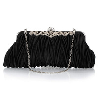 High-Grade Classical Evening Bag ,HOT Silk Noble Dinner Women Ladies' Bag , Clutch Bride Evening Handbags FREE SHIPPING New-day4