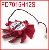 Firstd FD7015H12S DC BRUSHLESS FAN 12V 0.43A 65mm 39x39x39mm HD5850 HD5830 HD4850 Graphics/Video Card Fan 2Pin