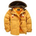 2014 child down coat male child autumn and winter children's clothing children baby thickening short jacket