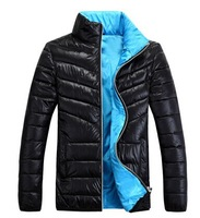 2014 New Brand New Men Winter Jackets, Fashion Down & Parkas Outdoor Hood Warm Windproof Winter Jacket Men Casual Men's Jacket