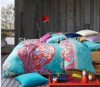 home textile Bohemian Duvet Covers Western Style Exotic Girls Bedding Sets Unique Bedding Set queen size